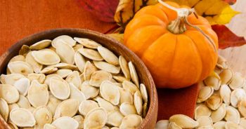 семена тыквы для очищения и лечения печени
