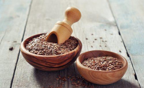 Как правильно принимать льняное семя для очищения кишечника