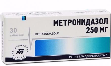 метронидазол инструкция по применению уколы