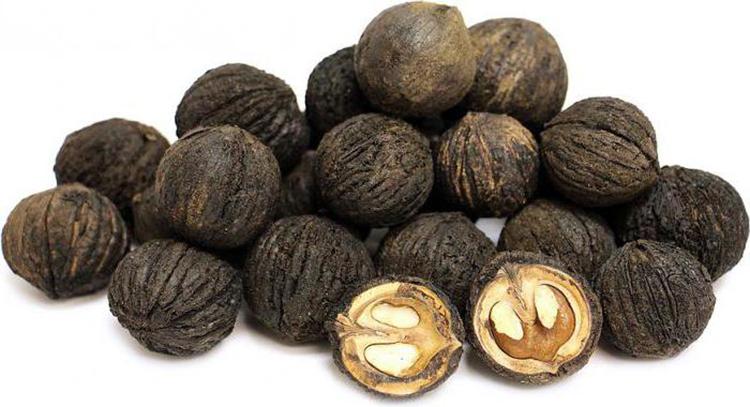 Настойка черного ореха - польза и применение