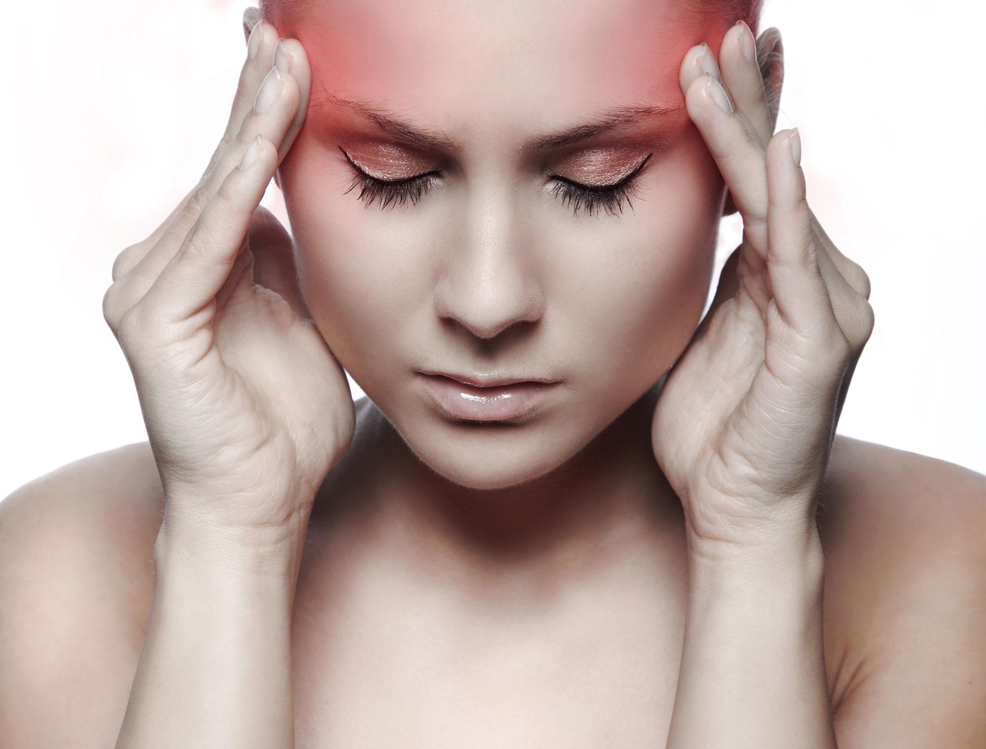 Глисты в голове у человека симптомы