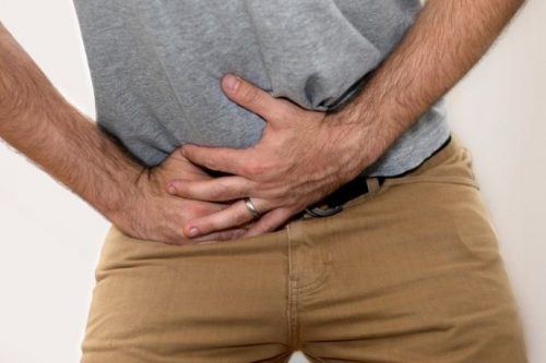 Застудил ноги симптомы у мужчин