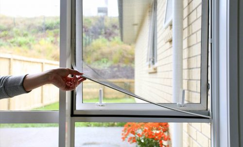 защита дома от насекомых