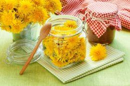 Варенье из одуванчиков для печени: пошаговый рецепт с фото